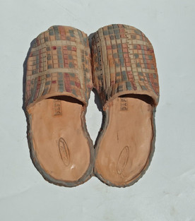 Old style Dafna slippers