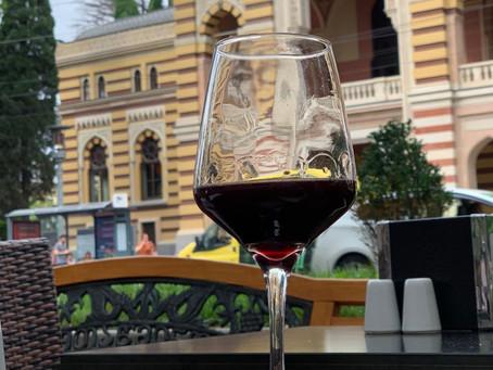 Georgia Alazani Wines