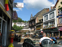 Grande Rue in La Roche