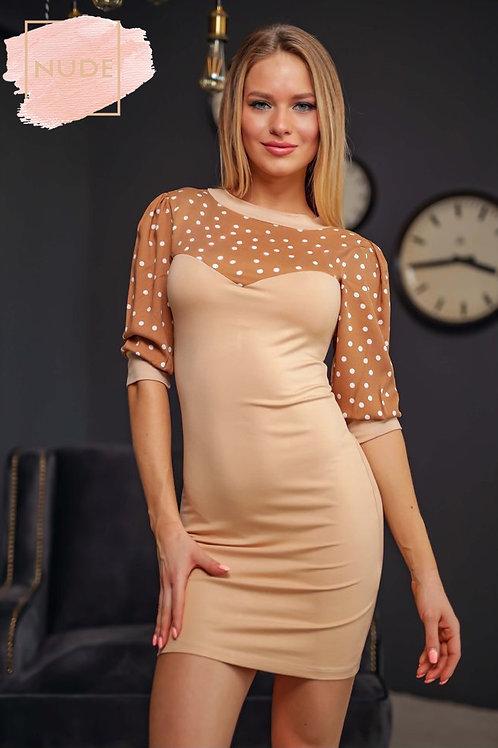 Elegantné šaty Carmen