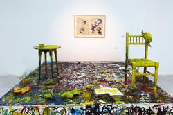 Marín, Ricardo. 2015. Miró 7
