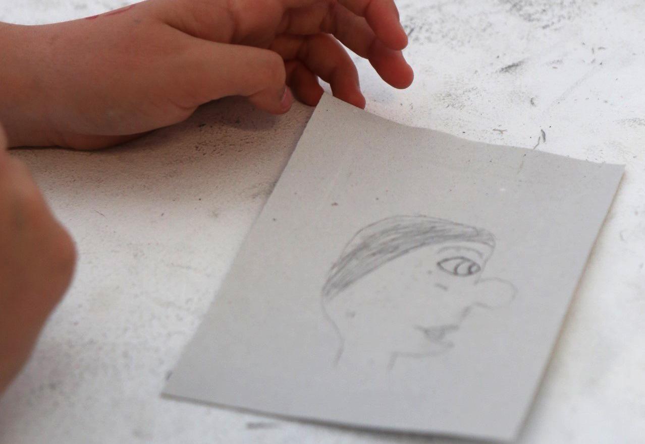 Roldán Joaquín. 2013. Picasso 2.