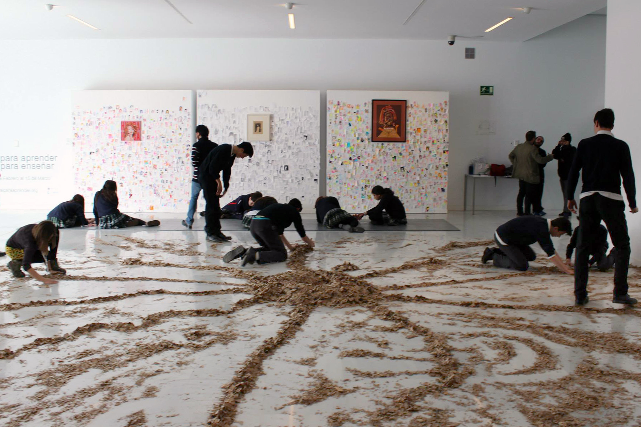 Sin Autor. 2015. Saura-Munch-Ramos 6