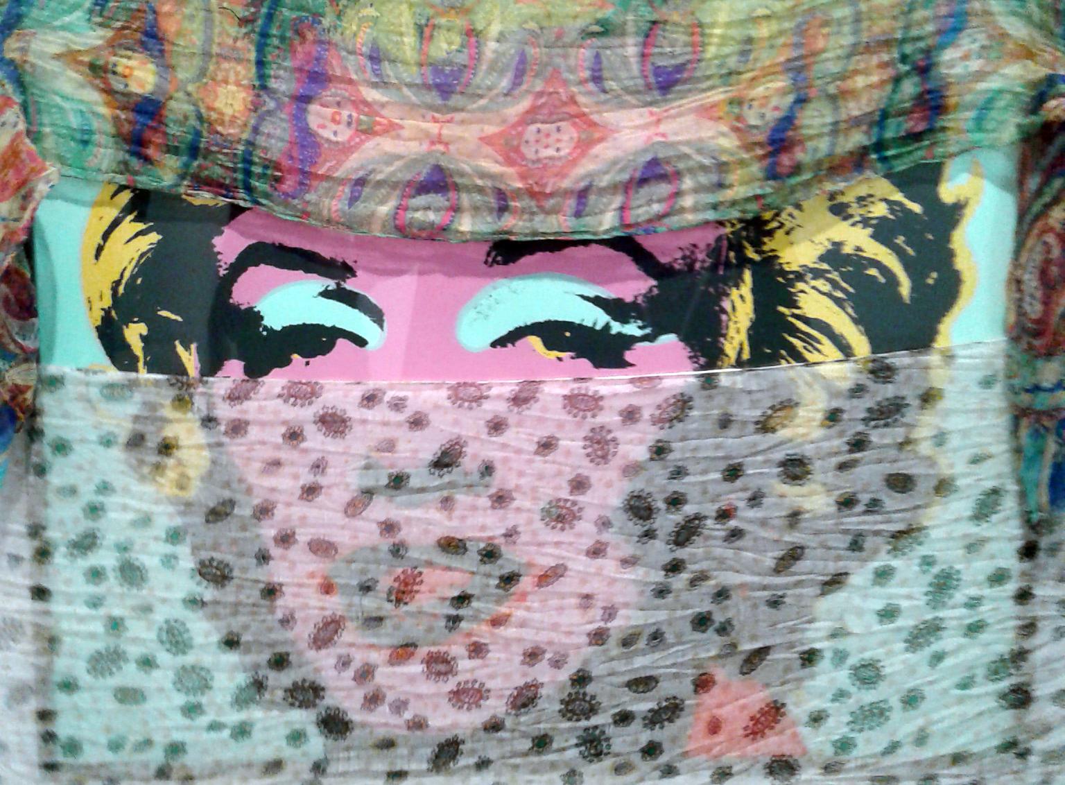Sin Autor. 2016. Warhol 4.