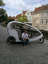 Taxifiets Brugge