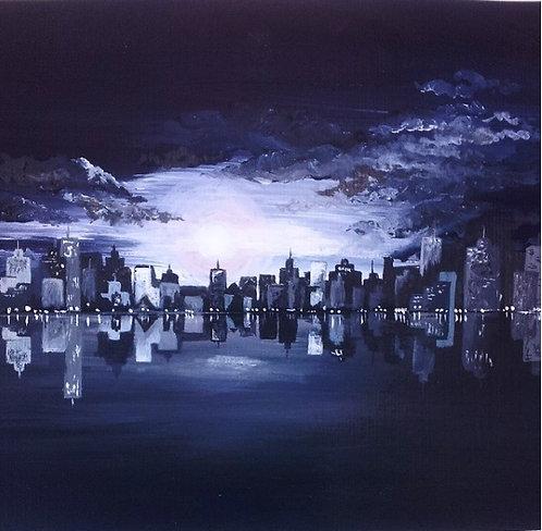 City - Lights