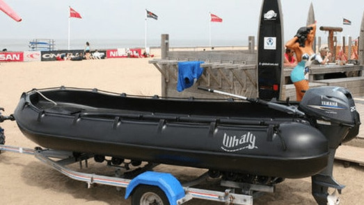 Whaly 435R - ポリエチレンボート - Whaly Boats JPN