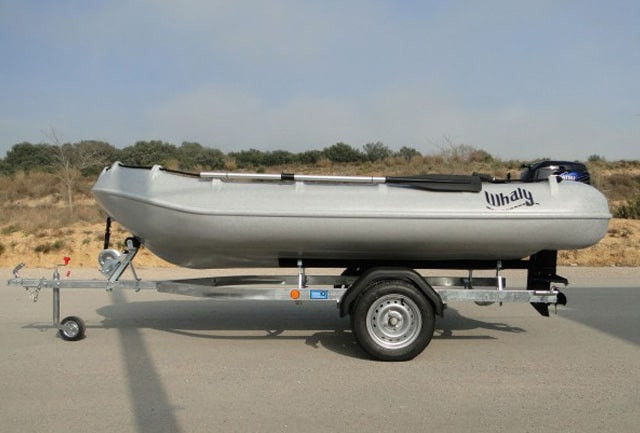 Whaly 370 - ポリエチレンボート - Whaly Boats JPN