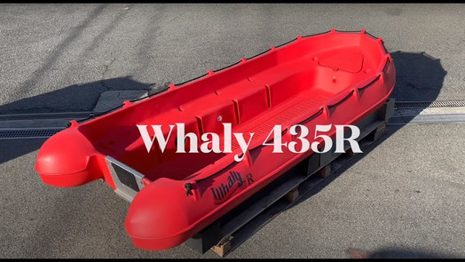 Whaly435Rのご紹介