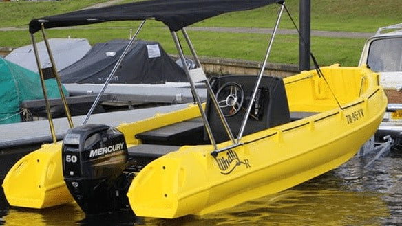Whaly 500R - ポリエチレンボート - Whaly Boats JAP
