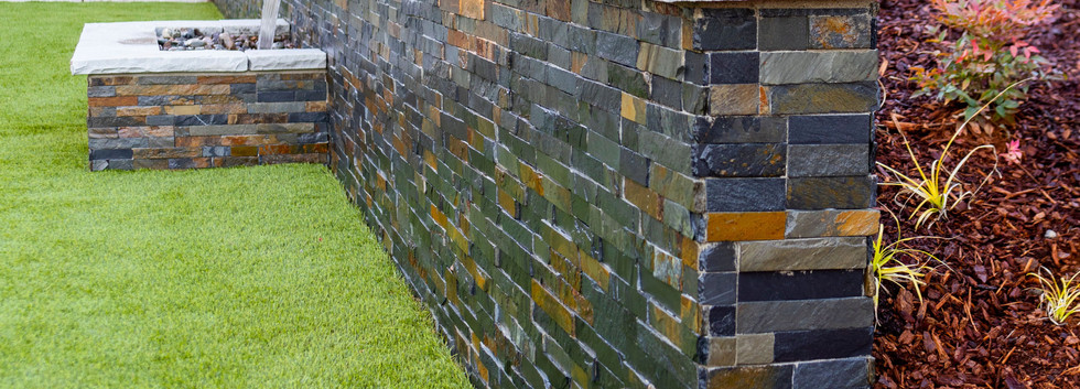 Retaining Wall - GMC Landscapes