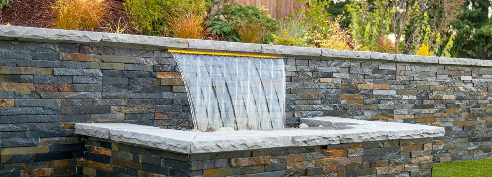Water Feature - GMC Landscapes