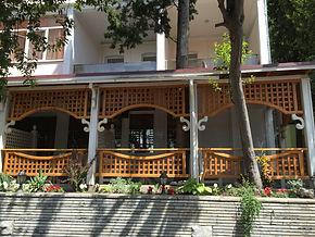 Общий вид отель Алупка