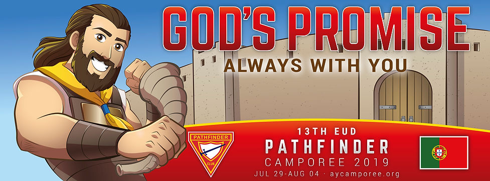 2019 EUD Pathfinder Camporee Facebok Banner