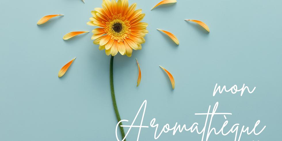 """Atelier-Formation """"mon Aromathèque émotionnelle"""""""