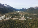 Flightseeing in Alaska