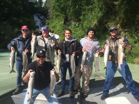 Talon Air Salmon Fisherman