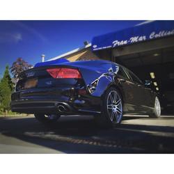 Love this Audi 💦💦💦 #Franmar #statenisland #audi #audiA7 #siny #brooklyn #siferry #statenislandFer