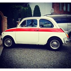 Fiat Cinquecento #franmar #statenisland #fiat500 #cinquecento #fiatcinquecento #nyc #brooklyn #novem