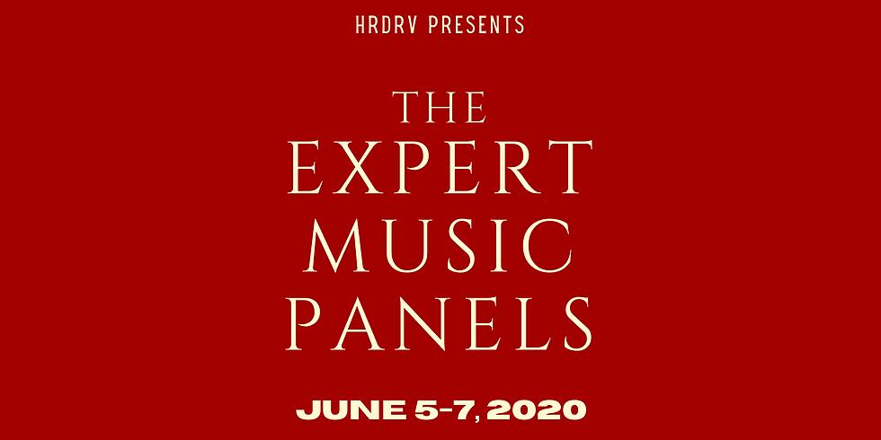 Expert Music Panel (3-Day Series)
