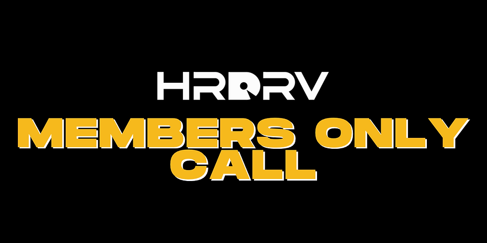 MEMBERS ONLY CALL