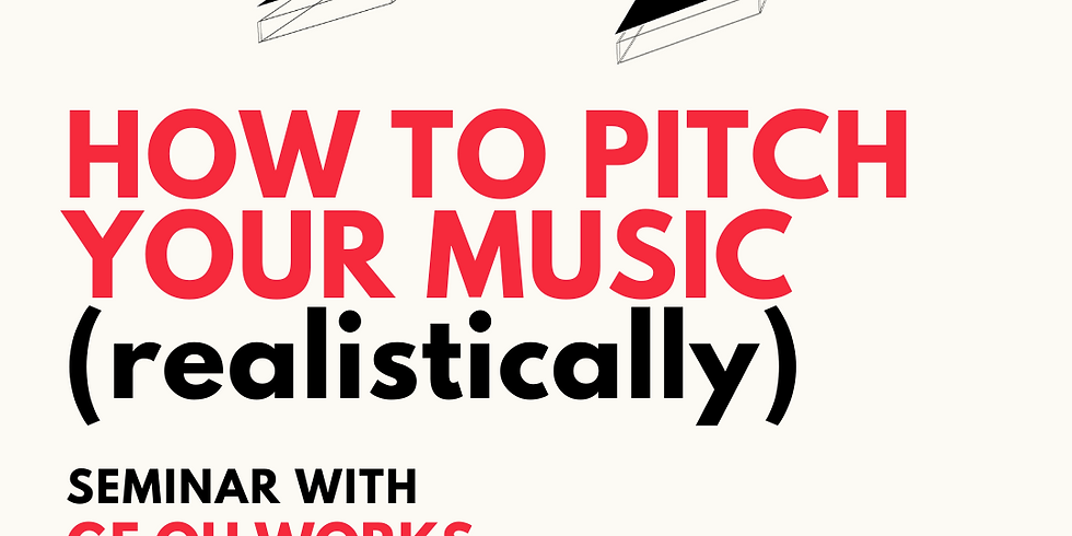 How To Pitch Your Music (Realistically)