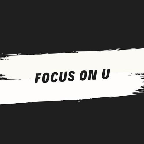 focus on u (acapella)