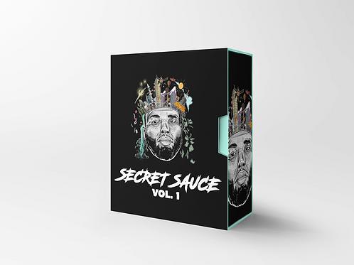 Secret Sauce Vol. 1 (Sound Kit)