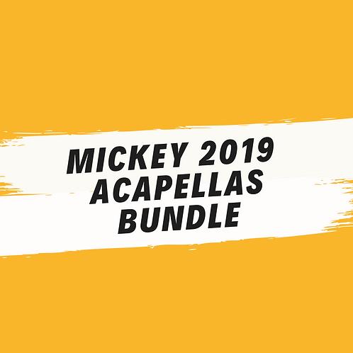 Mickey 2019 (All Acapellas)