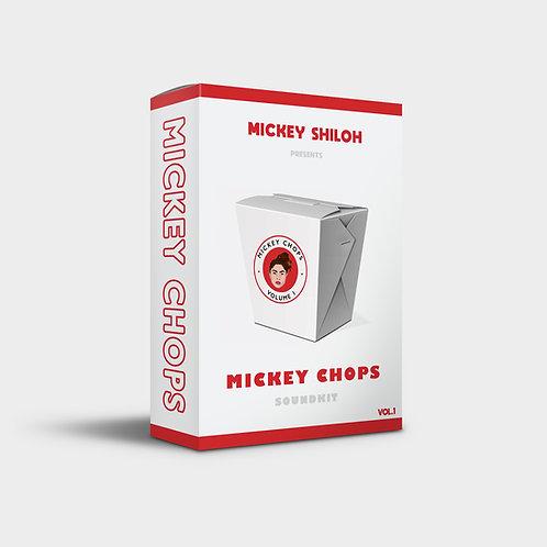 Mickey Chops Vol. 1 (Sound Kit)