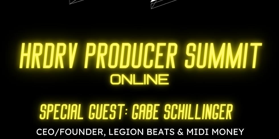 HRDRV Producer Summit with Gabe Schillinger