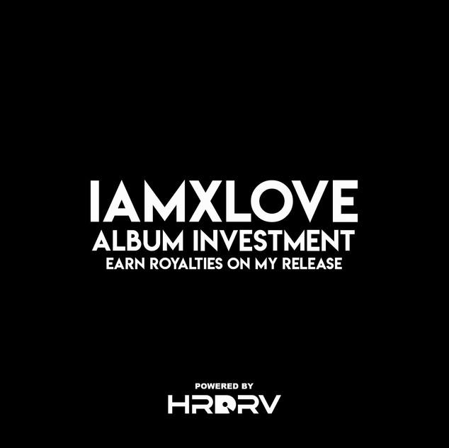 IAMxLOVE Album Investmemt