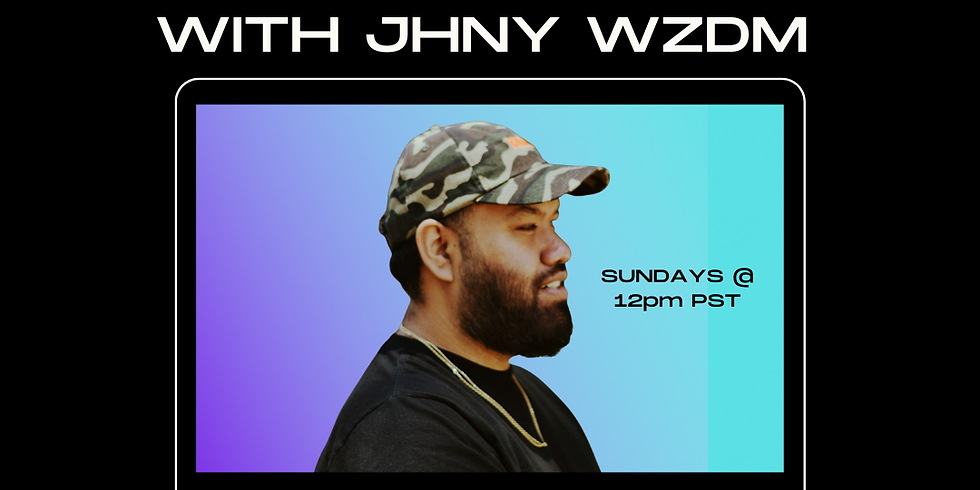 Q&A Session with JHNY WZDM