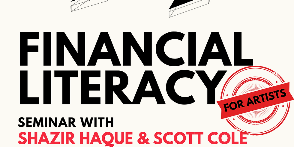 Financial Literacy for Artists