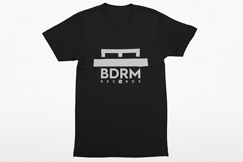 BDRM Records Logo Shirt