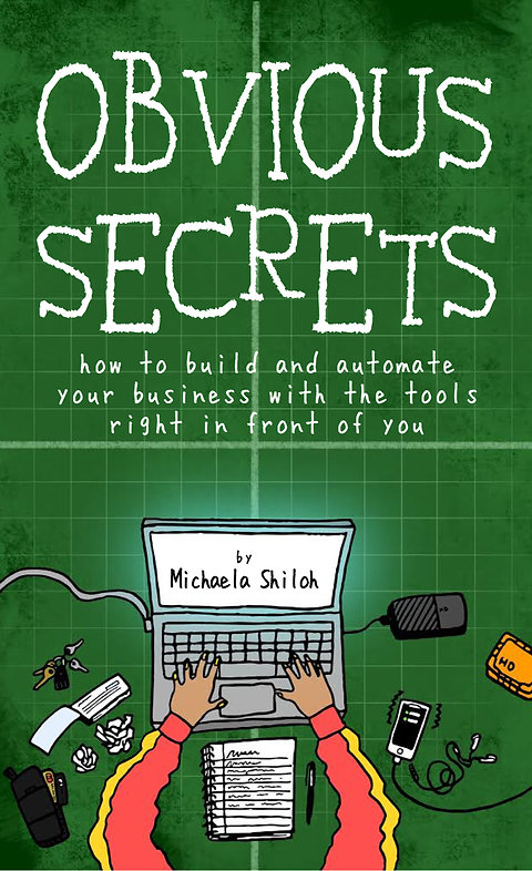 Obvious Secrets: How to Build and Automate Your Business (eBook)