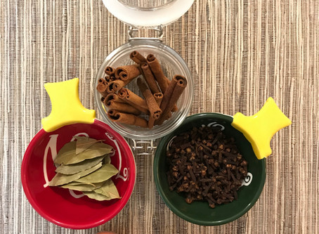 Christmas Scent Mix