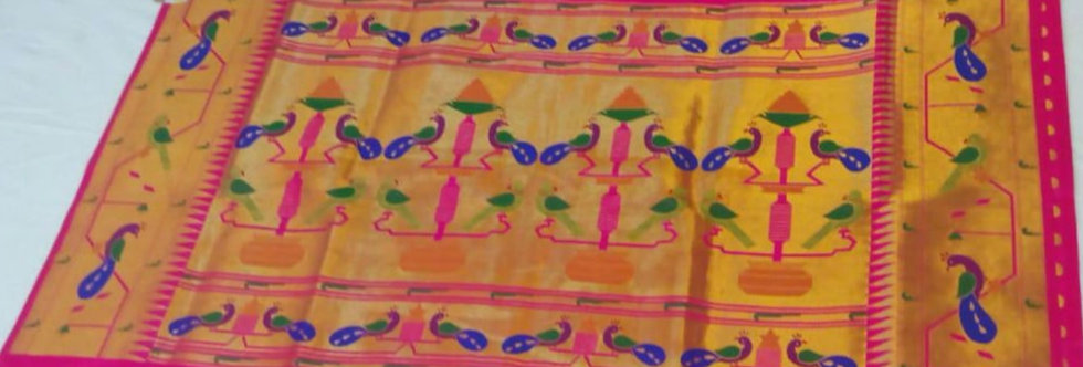 Pure Paithani