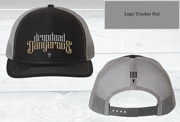 Logo Trucker Hats