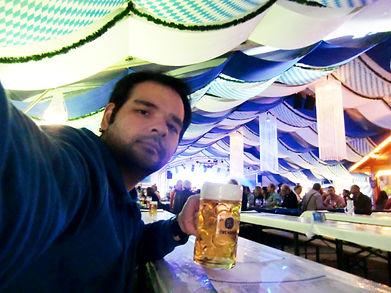 ドイツでビール