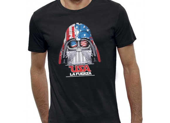 T-shirt 3D animé DARK VADOR USA