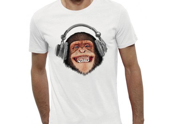 T-shirt classique SINGE DJ