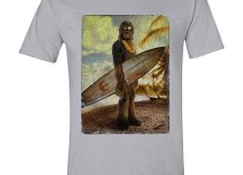 T-shirt classique gris CHEWBACCA