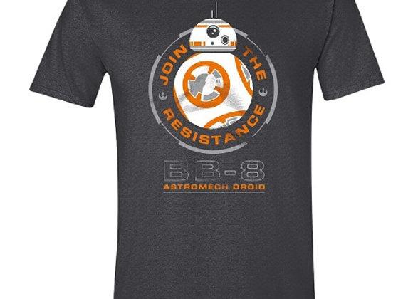 T-shirt classique Star Wars BB8 astromech