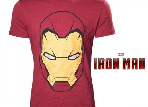 T-shirt classique MASQUE IRON MAN