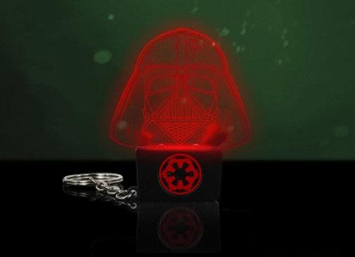 Porte-clés lumineux Star Wars