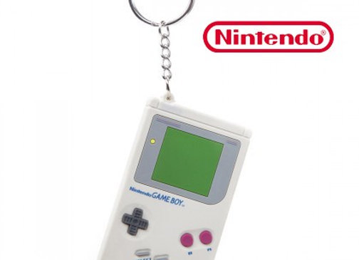 Porte-clés Nintendo game boy