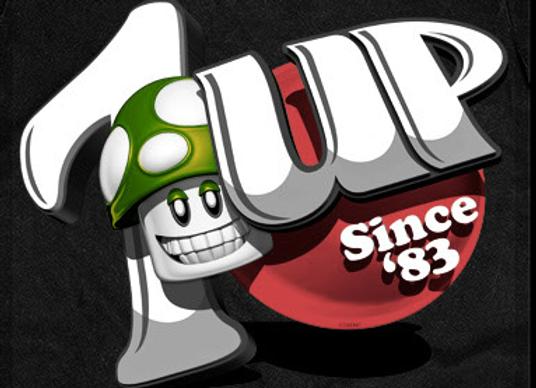 T-shirt classique manches courtes 7UP