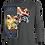 Thumbnail: T-shirt manches longues 3D animé POPEYE HARLEY DAVIDSON