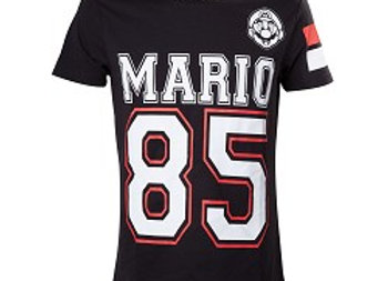 T-shirt classique noir MARIO 85